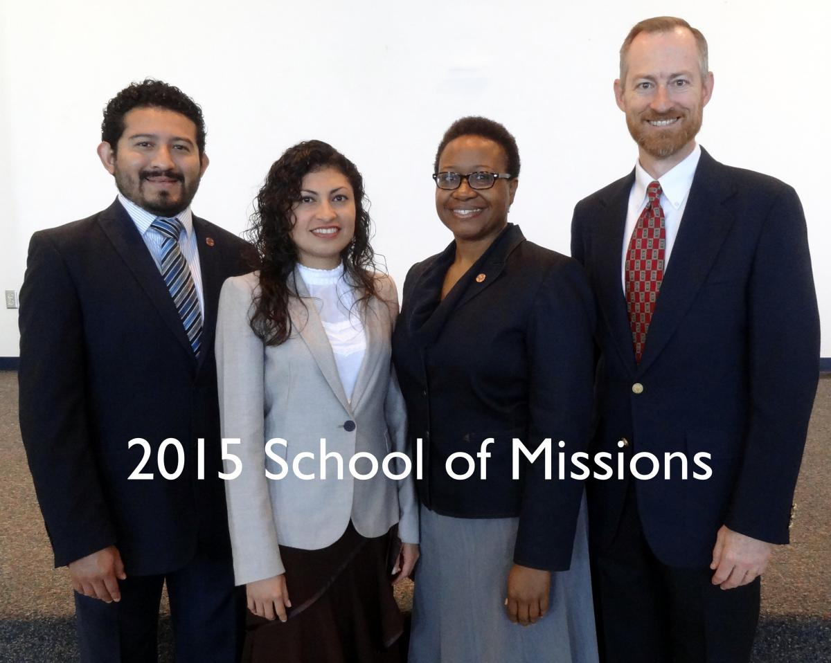 2015 Missions