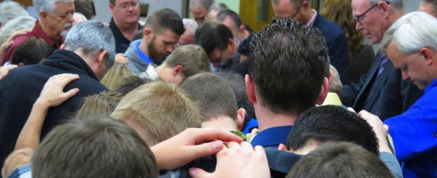 Uniting in Prayer