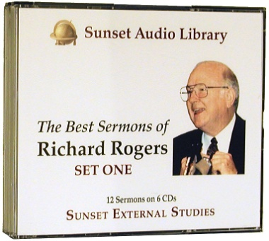 Best Sermons of Richard Rogers CD's