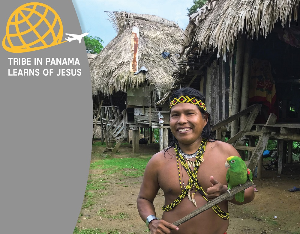 Tribe in Panama Learns of Jesus