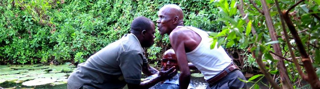 Baptism in Kenya