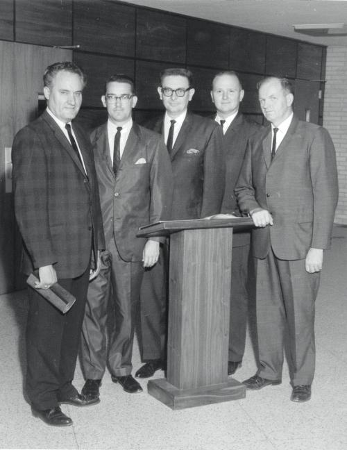 Sunset Faculty 1964